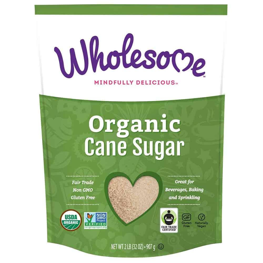Wholesome Cane Sugar