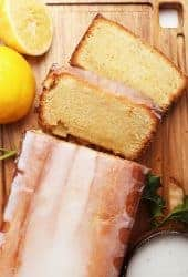 Vegan Pound Cake