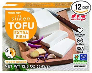 Silken extra firm tofu