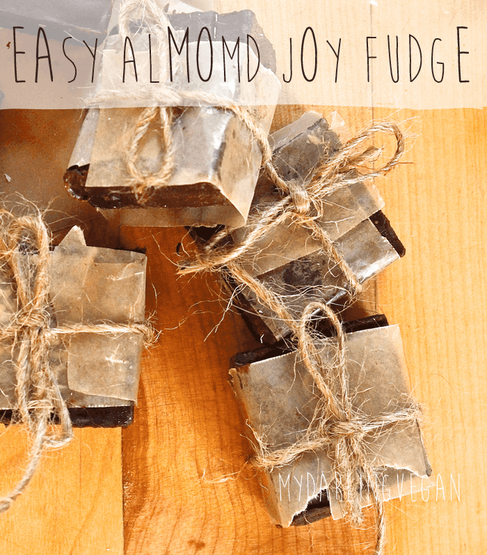 Vegan Fudge