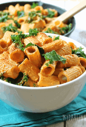 Veggie-Packed Vegan Mac and Cheese