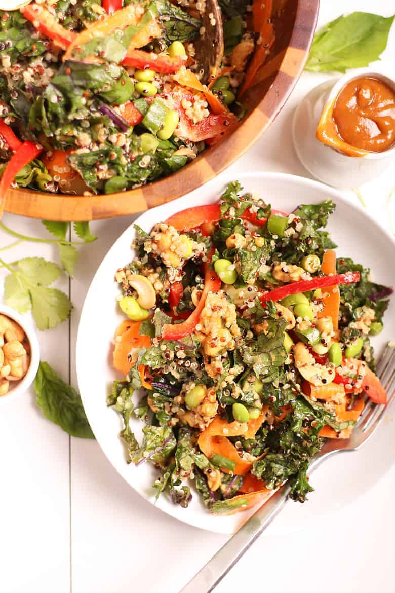 Thai Cashew Salad