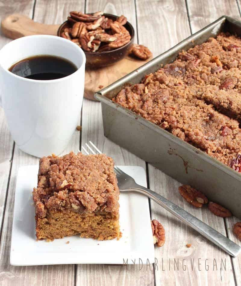 Vegan Coffee Cake