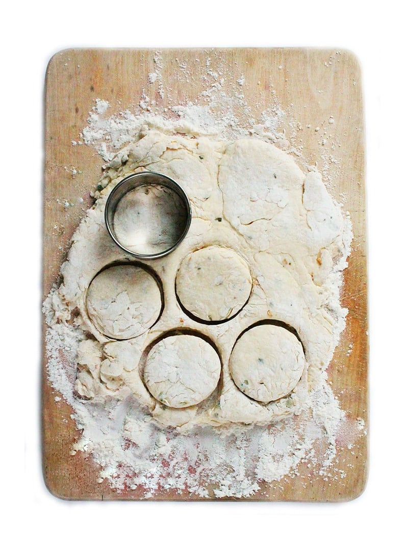 Vegan Buttermilk Biscuits