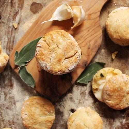 Sage Buttermilk Biscuits
