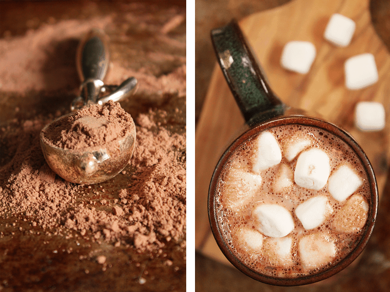 Vegan Hot Chocolate Mix