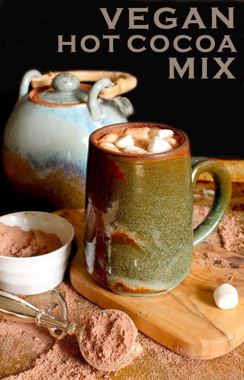 Vegan Hot Cocoa | My Darling Vegan