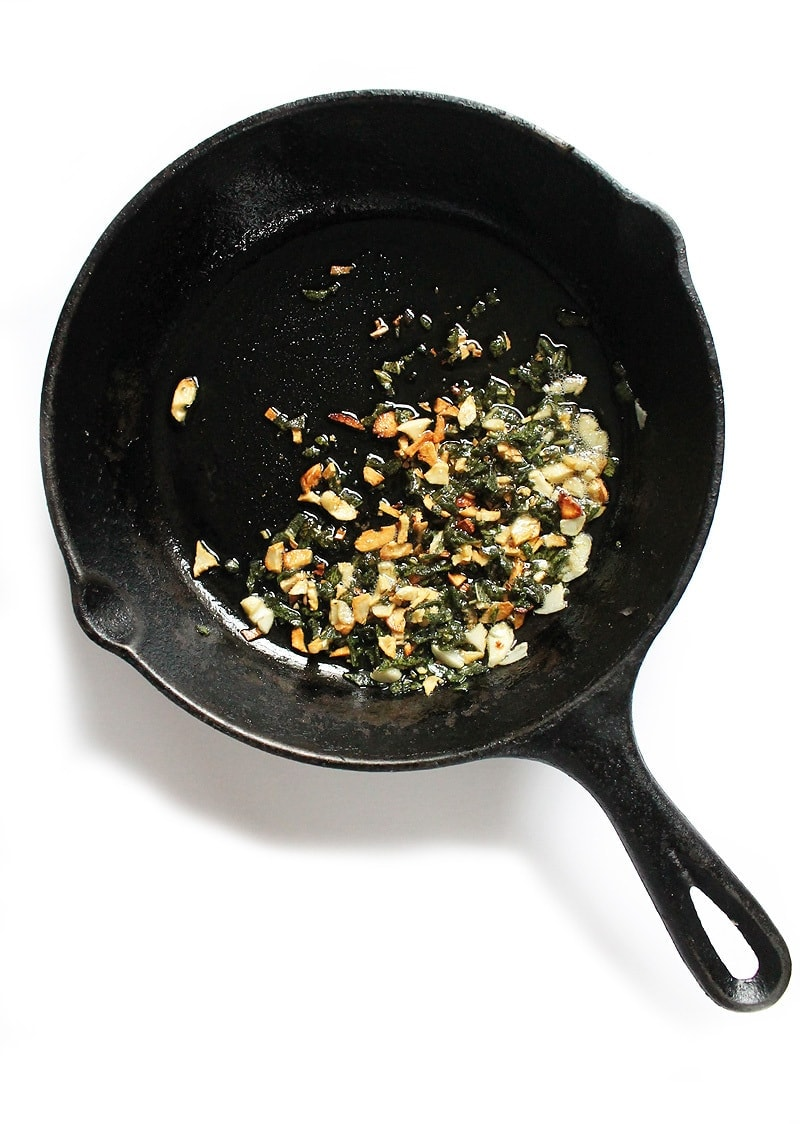 Buttered Sage and Garlic