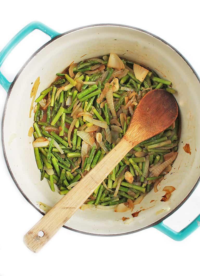 Sautéd Asparagus