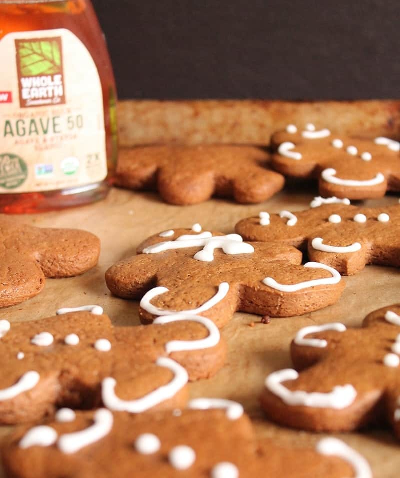 Vegan-Gingerbread-Cookies