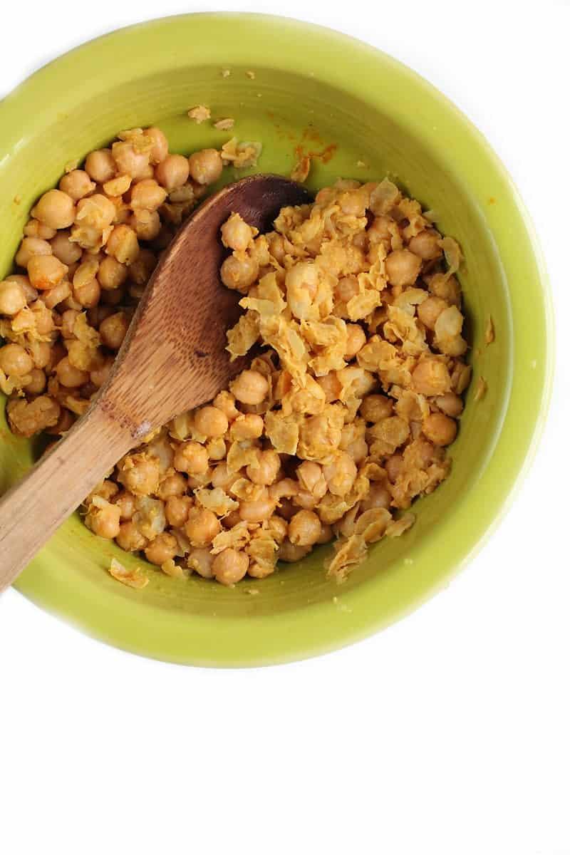 chickpea-scramble