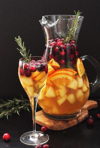Christmas Sangria