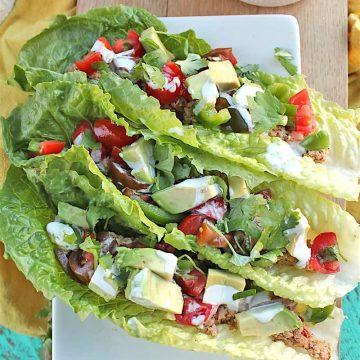 Raw Tacos