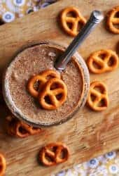 Almond Pretzel Butter