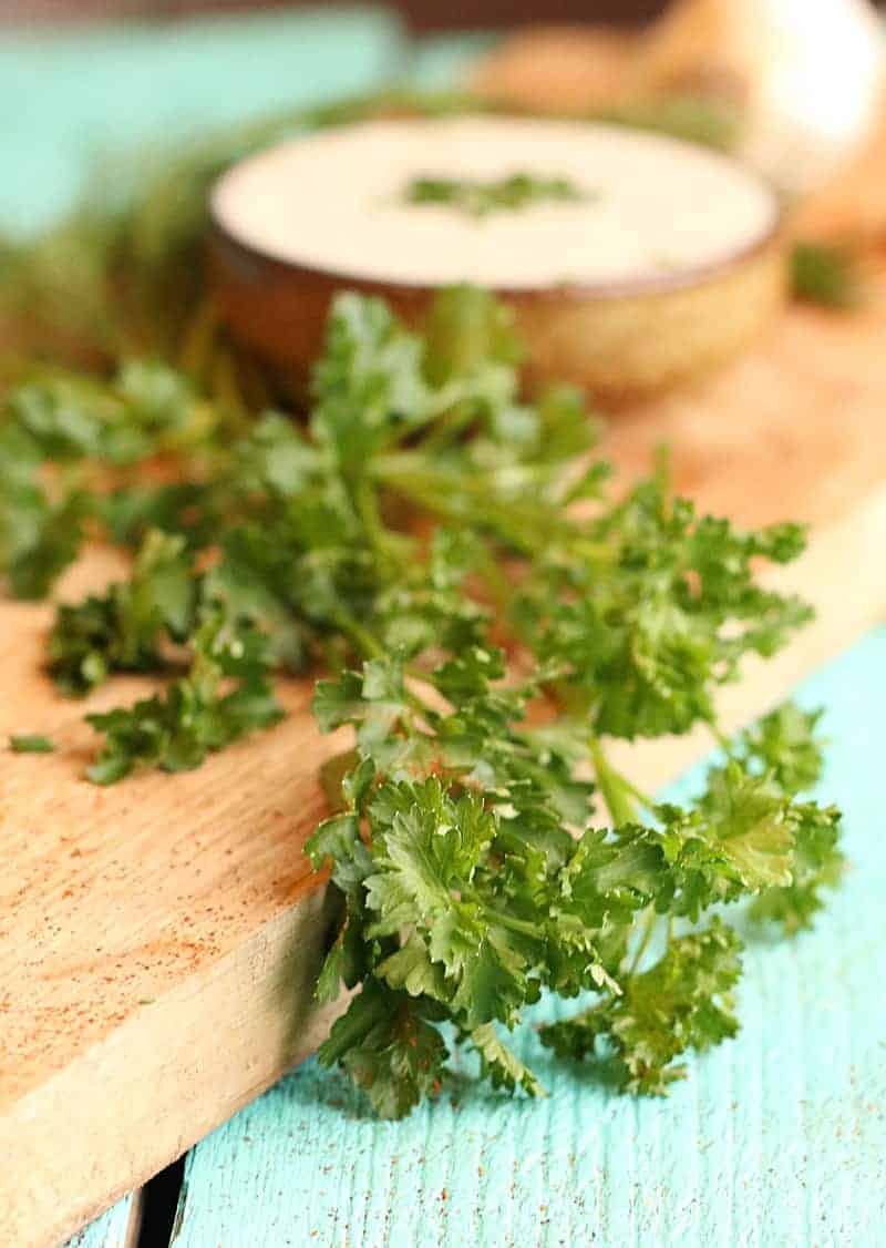 Homemade Vegan Ranch Dressing