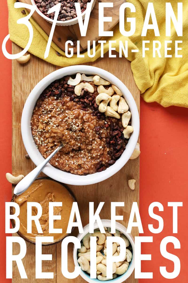 Gluten-Free Vegan Breakfast Recipes