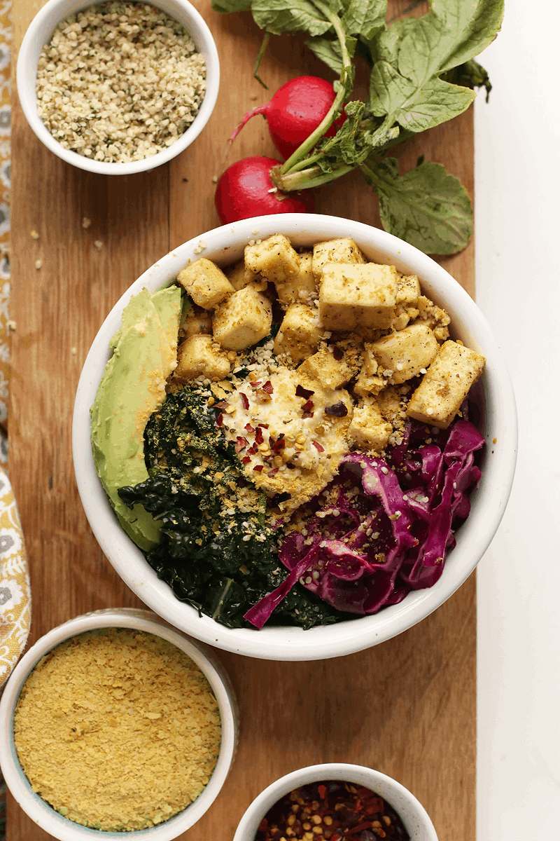 Vegan Breakfast Bowl