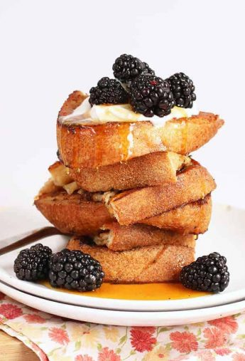 Vanilla Spice French Toast