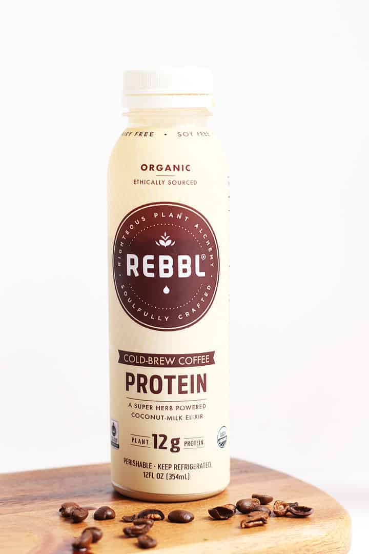 Rebbl Cold-Brew Coffee Protein