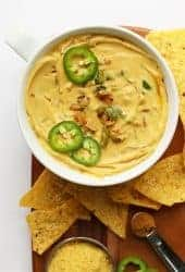 Cauliflower Queso