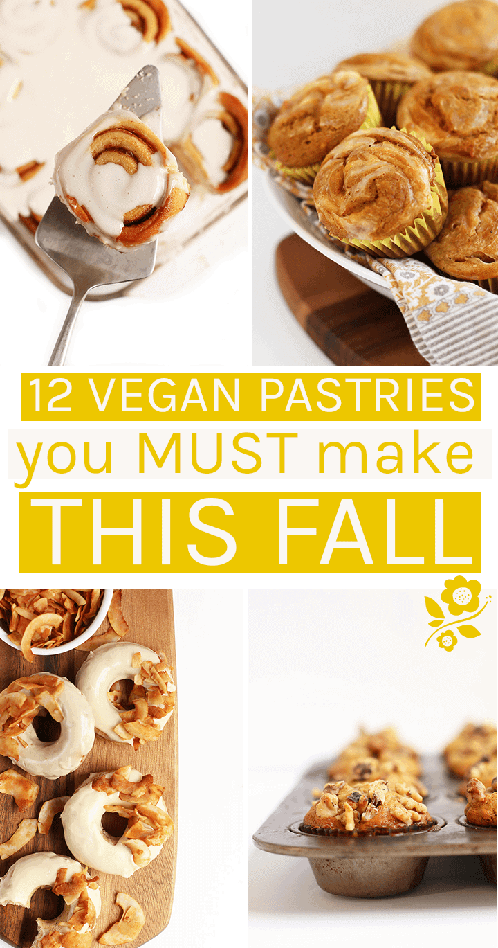 Vegan Pastry Recipes