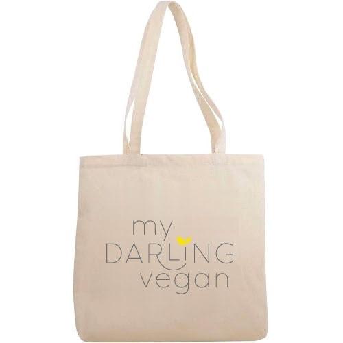 My Darling Vegan Tote Bags.
