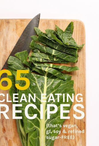 30 day cleanse + 65 vegan cleanse recipes