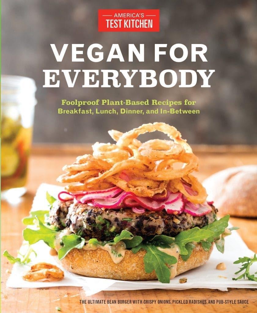 Vegan for Everybody Vegan Cookbook