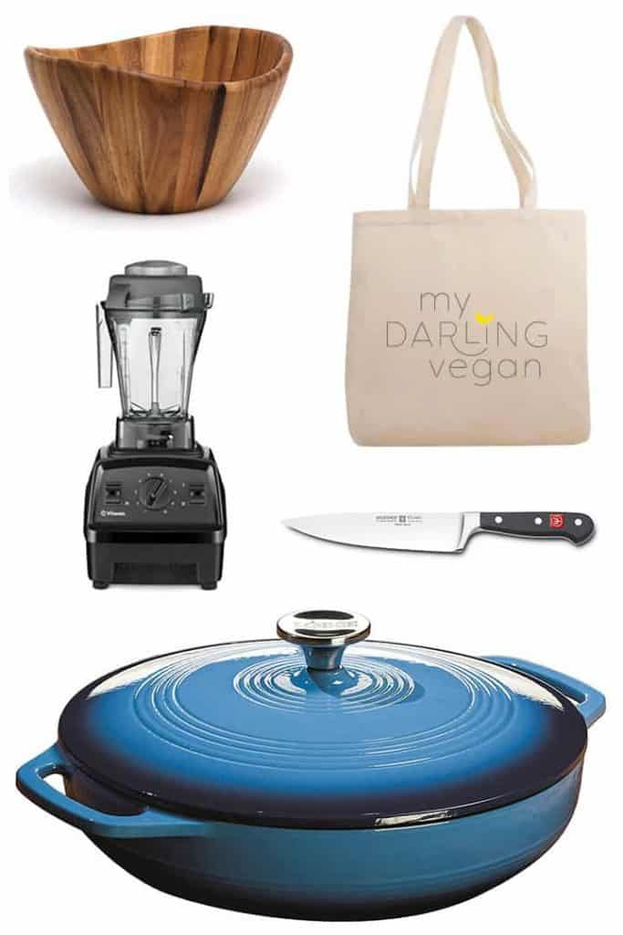 Vegan Holiday Gift Guide for the Chef