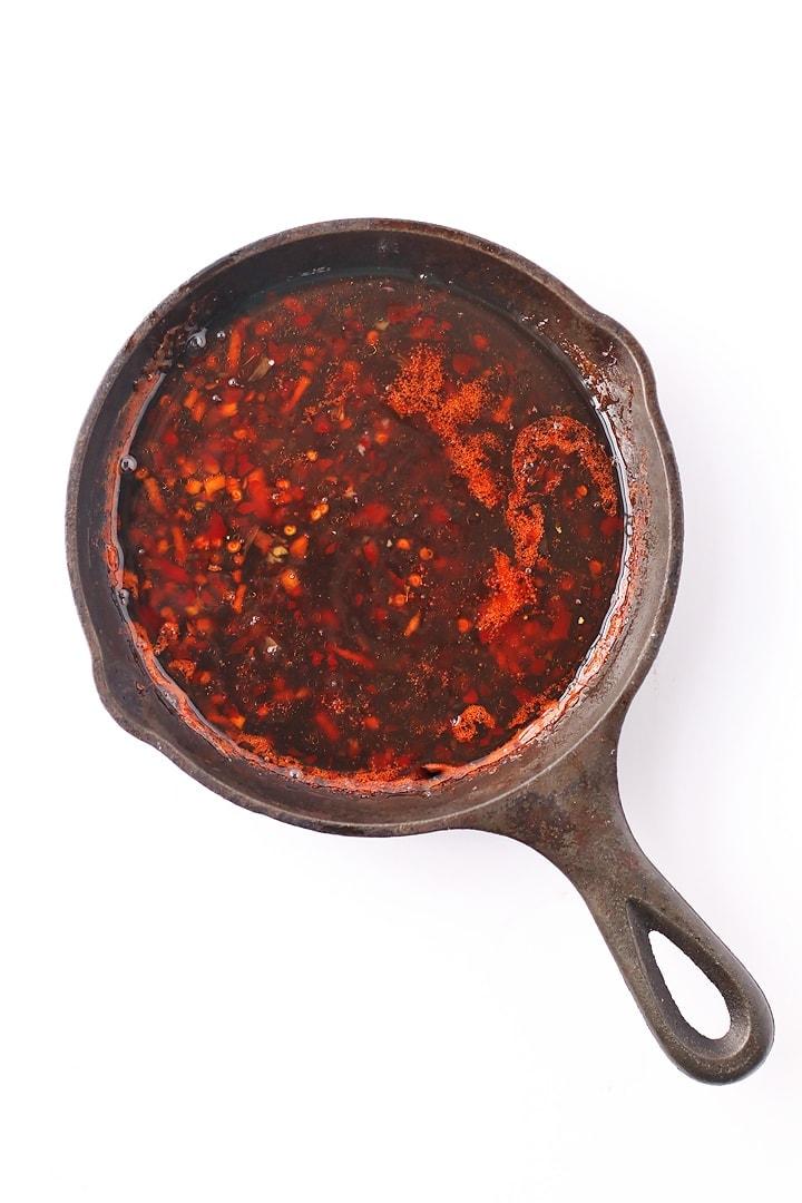 Sticky Sesame Sauce
