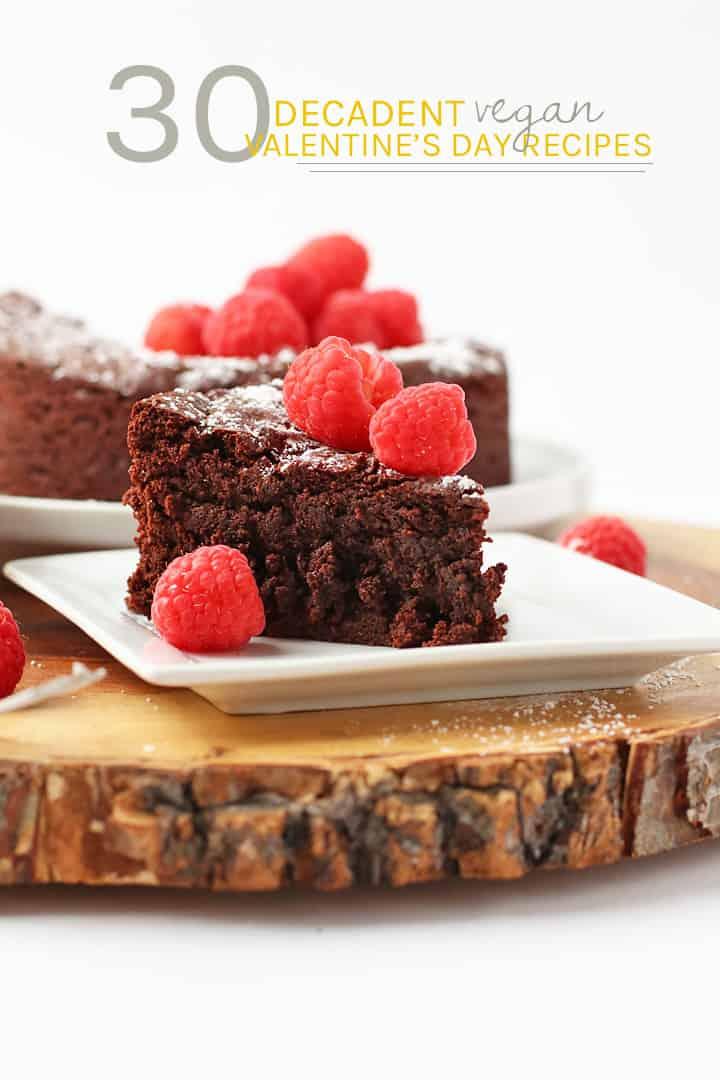 30 Vegan Valentine's Day Recipes