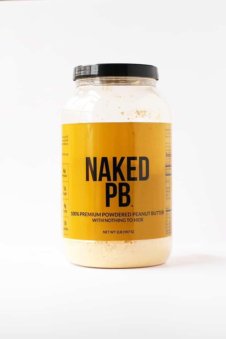 Jar of Naked PB