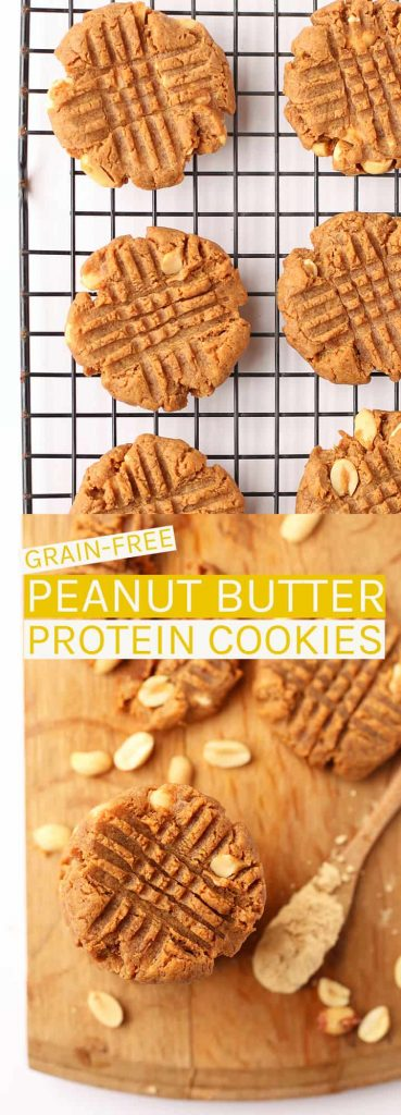 Enjoy these Flourless Peanut Butter Cookies for a vegan and gluten-free snack that is packed with proteins, healthy fats, and unbelievably good flavor.