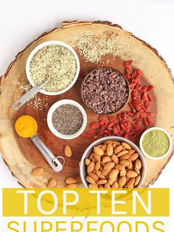 What is a superfood and how do you use it? Check out My Darling Vegan's Top 10 Superfoods to find out all the benefits of some of the best foods and how to fit them into your daily diet.