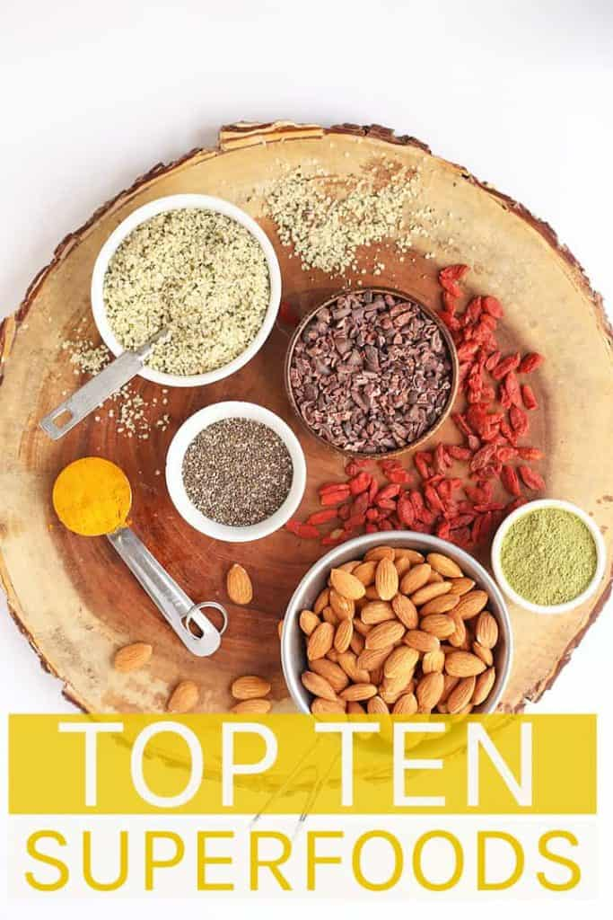 Top 10 Superfoods Everyone Should Be Eating