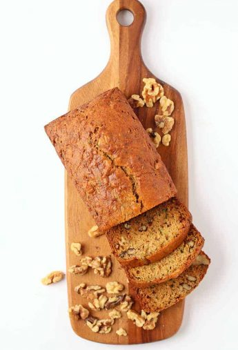 Easy Vegan Zucchini Bread