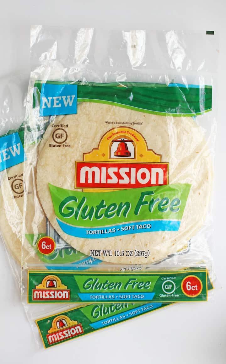 Mission Gluten Free Tortilla