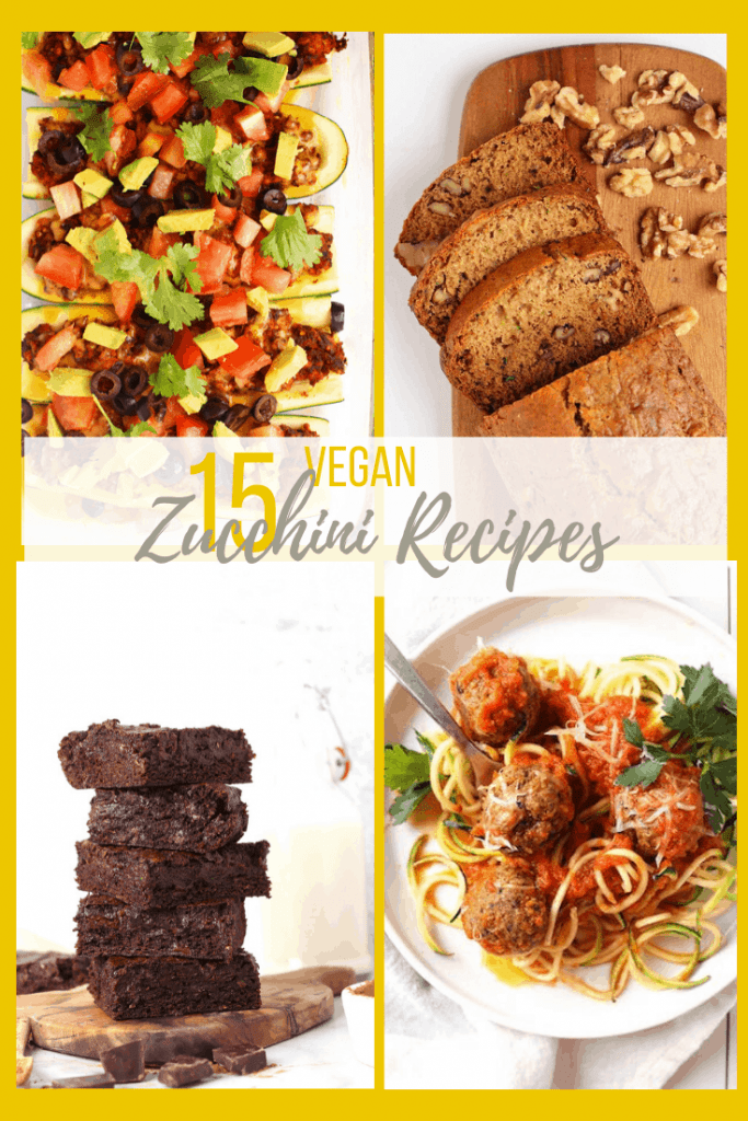 Zucchinis are the perfect vegetable -filled with nutrients, versatile, and oh so prolific. With so many delicious vegan zucchini recipes to make, let's celebrate! From breakfast to dessert, you can eat zucchini all day long.