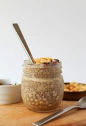 Protein Packed Chia Pudding