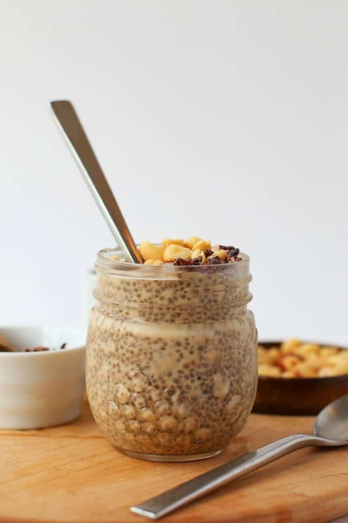 Protein-Packed Chia Pudding