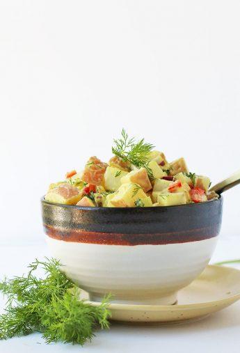 Classic Vegan Potato Salad