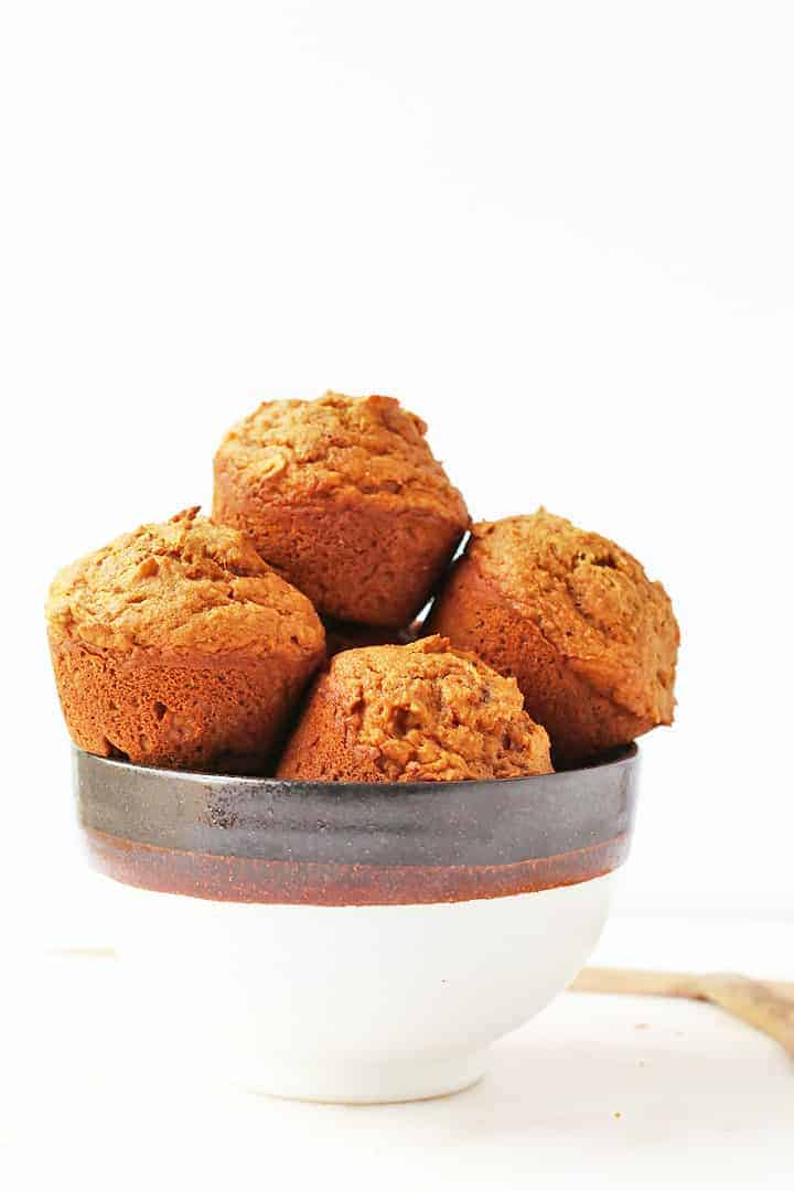 Vegan pumpkin muffin recipe healthy