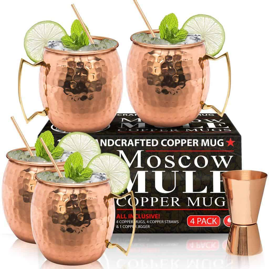 Moscow Mule Coopper Mugs