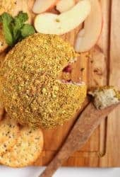 Vegan Cheeseball