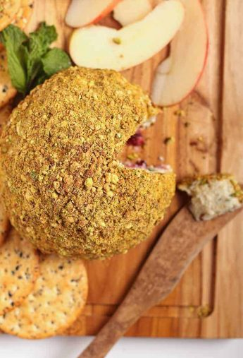 Vegan Cheeseball