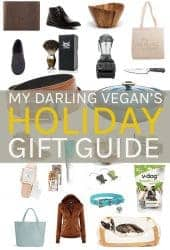 My Darling Vegan's Holiday Gift Guide