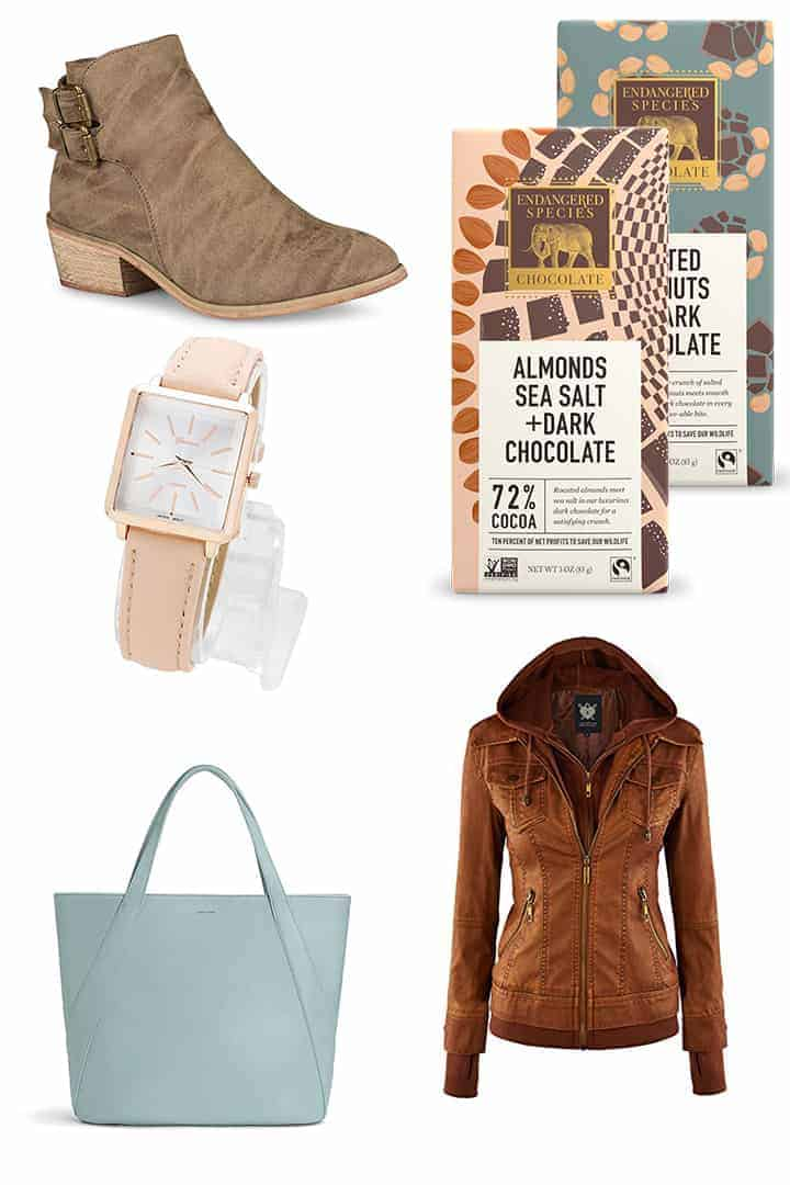 Vegan Gift Guide for her