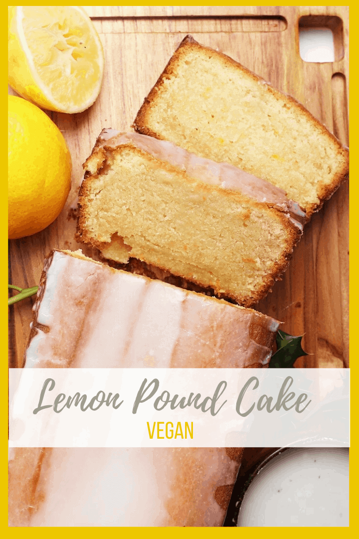 A Pound Cake that is so rich and decadent no one will believe it's vegan. Topped with a lemony glaze for a delightful sweet morning or midday snack.