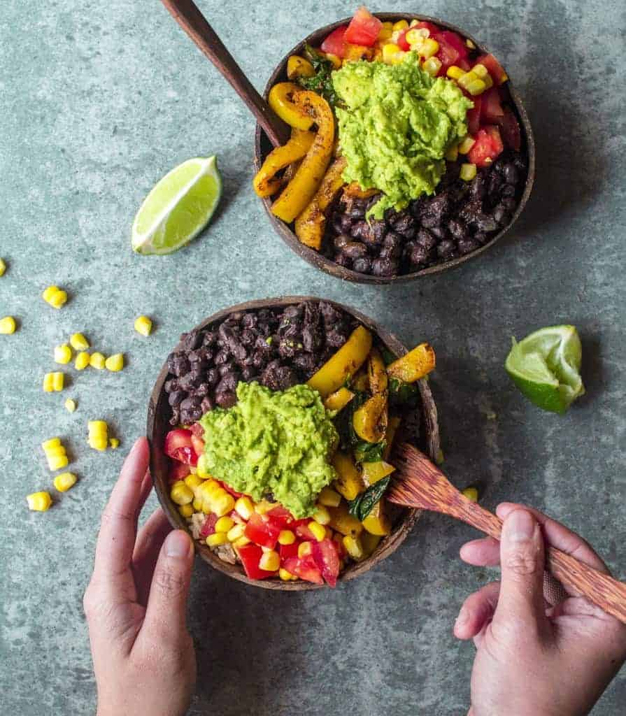 Mexican Buddha Bowl Recipe