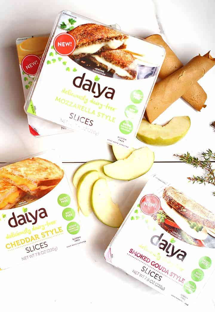 Daiya Slices